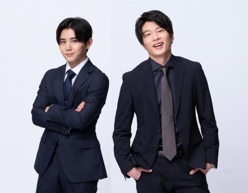キワどい2人-K2-池袋署刑事課神埼・黒木